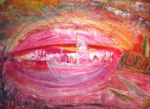 Dorothea Stockmar - hinter dem Horizont