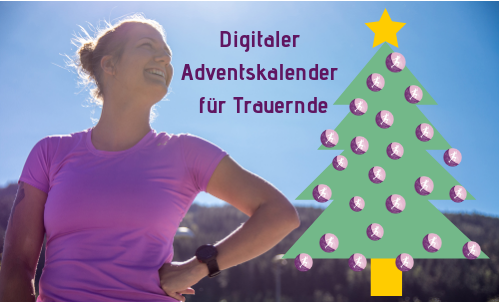 Digitaler Adventskalender für Trauernde